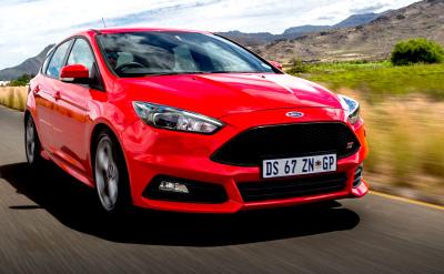 Focus ST3 conveys sense of speed better than most. Image - Mattero Conti