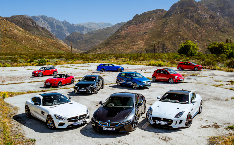 10 of the finest drivers cars of 2015 - but which is best? Image - Matteo Conti