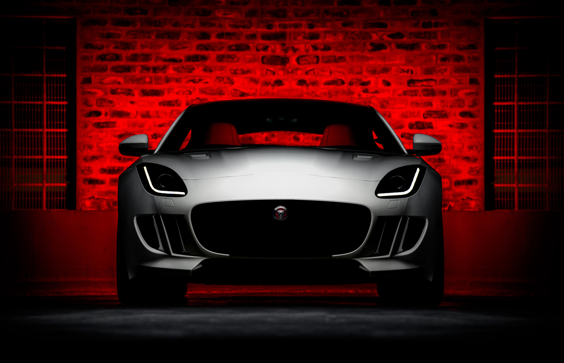 Drivers car of the year 2015 - Jaguar F Type R AWD. Image: Bryce Barnard