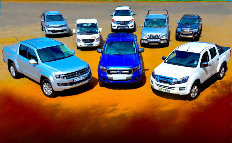 Meet the eight most important bakkies launched in the past year. Image: Michele Lupini