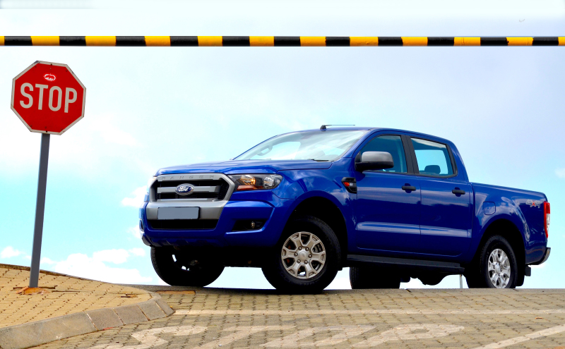 Sleeker, more modern, better-equipped Ford Ranger now even more like a car. Image: Michele Lupini