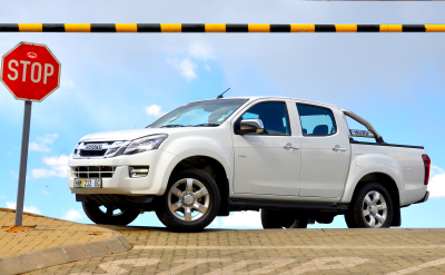 Latest KB brings a raft of improvements to a good-looking bakkie. Image: Michele Lupini