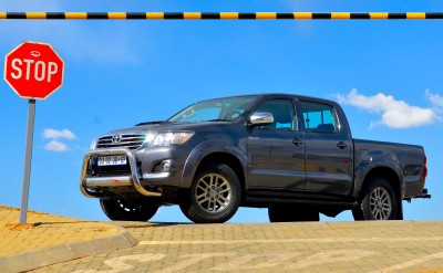 Another special edition keeps told Hilux in the fray. Image: Michele Lupini