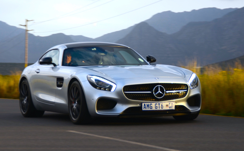 Sublime AMG GT S delivers an incredible drive.  Images: Giordano Lupini