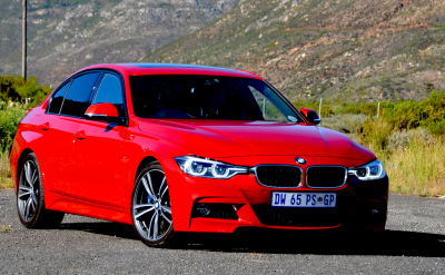 3-series is as South African as you can get. Image: Michele Lupini