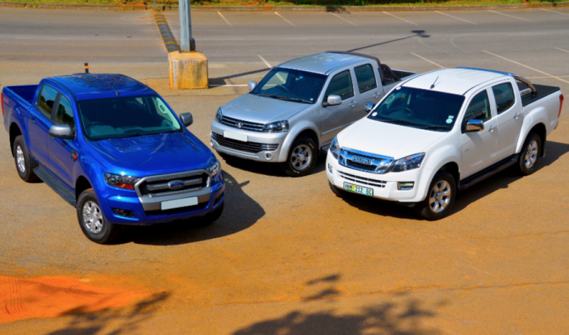 Facelifts were the order of the day at Best Bakkie 2016. Image: Michele Lupini