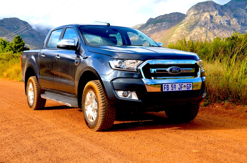 Ford Ranger 2.2 Double Cab XLS auto 4x4. Image - Michele Lupini