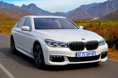 FULL TEST – BMW 740i M Sport. Images: Michele Lupini