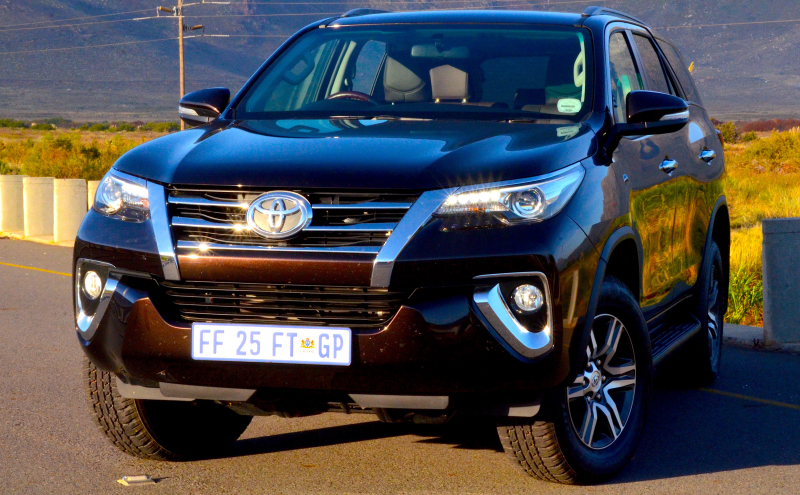 Toyota Fortuner 2.8 GD-6. image - Michele Lupini