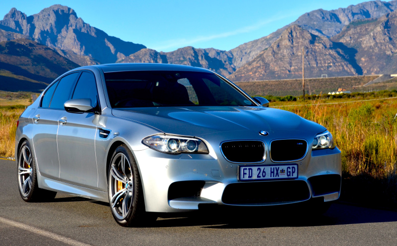 BMW M5 Pure Metal. Image: Michele Lupini