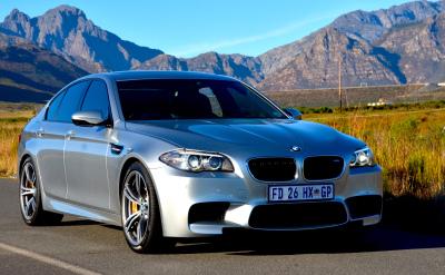 BMW M5 Pure Metal. Image: Michele Lupini