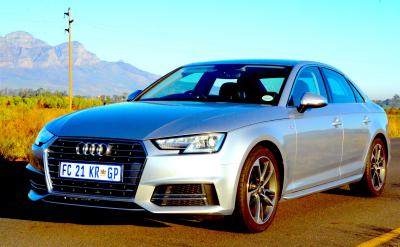 QUICK TEST:  Audi A4 1.4T FSI Sport S-tronic. Image: Michele Lupini