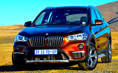 MINI TEST: BMW X1 2.0d xDrive. Image: Michele Lupini