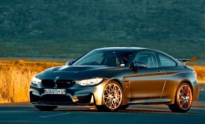 BMW M4 GTS. Image - Michele Lupini