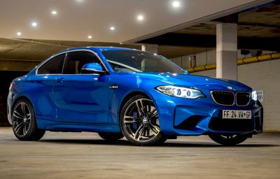 Dcoty Finalist 2017 - BMW M2