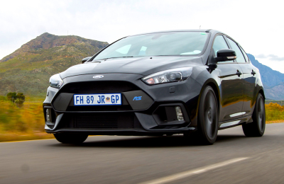 Drivers car of the year Finalist Ford Focus RS. Image - Matteo Conti