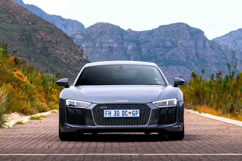 Meet Driver's car of the year 2017 – the Audi R8 V10 plus. Image: Matteo Conti