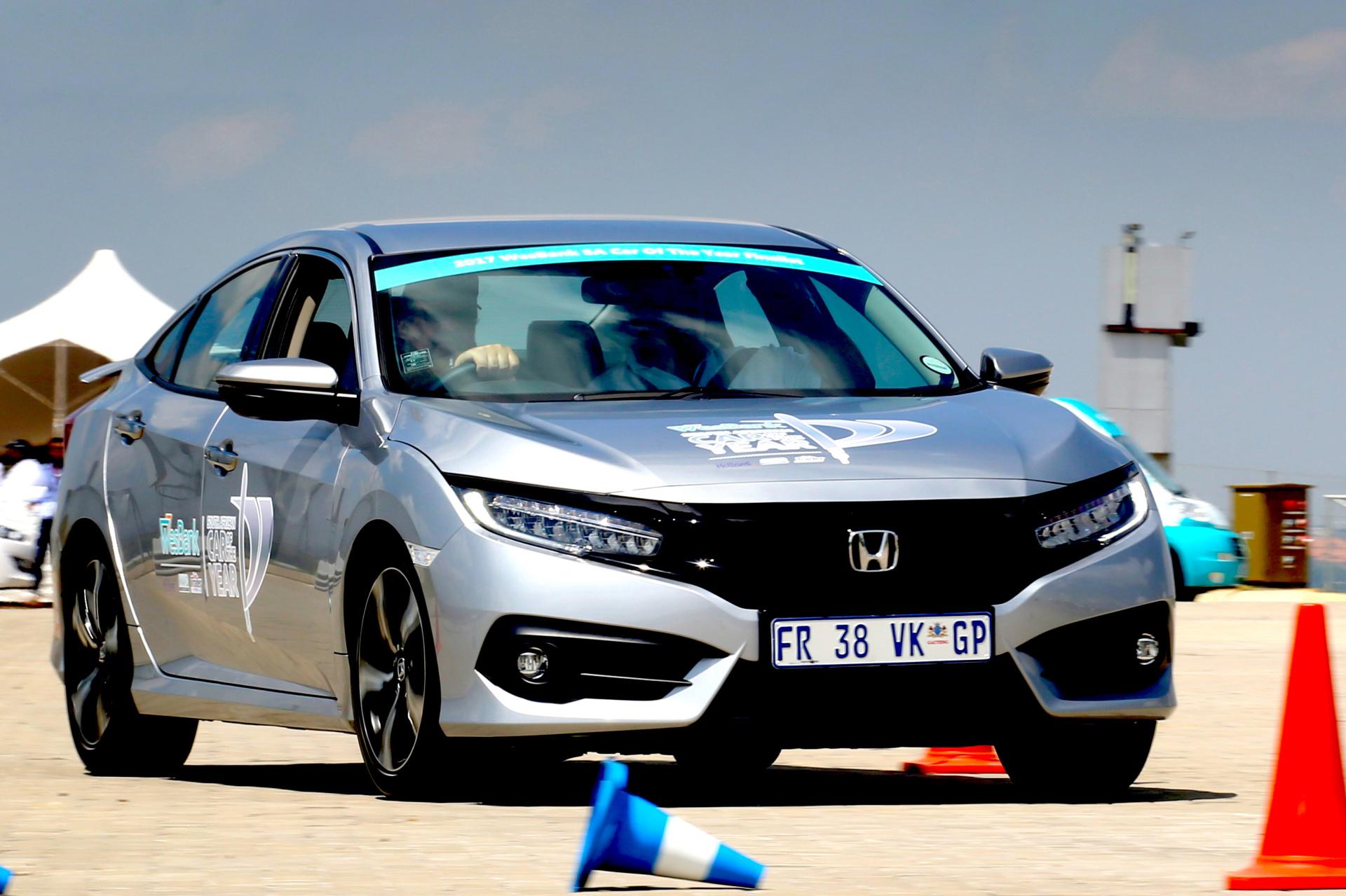 Honda Civic 1.5T Sport CVT. Image - Inga Hendricks