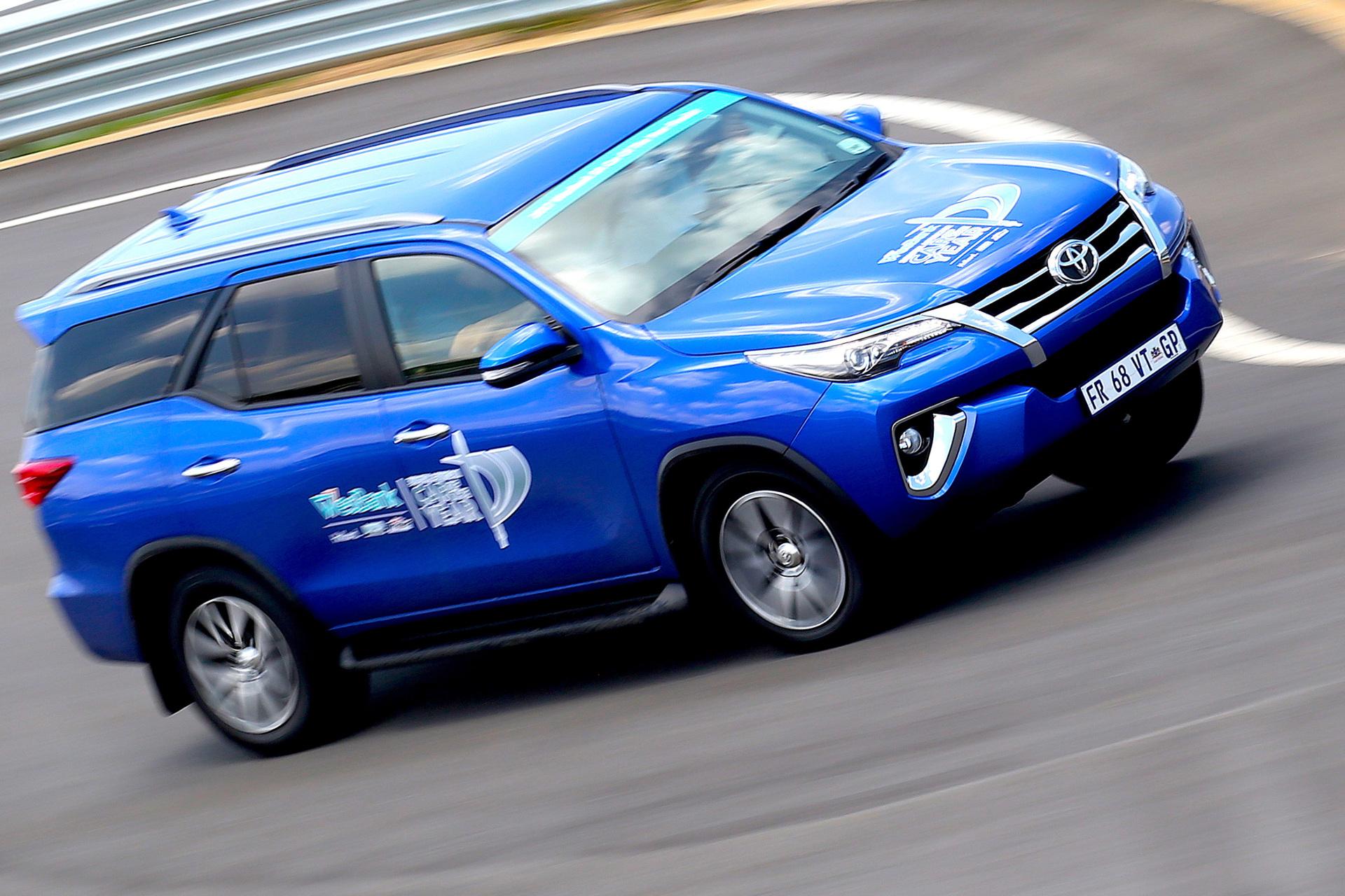 Toyota Fortuner 2.8 GD-6. Image - Inge Hendricks