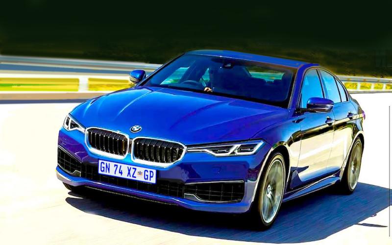 SCOOP – 2019 BMW 3 Series