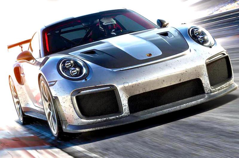 NEW - Porsche 911 GT2 R