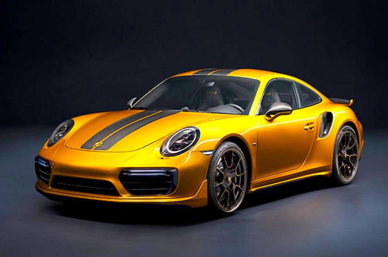 NEW - Porsche 911 Turbo S Exclusive Manufaktur