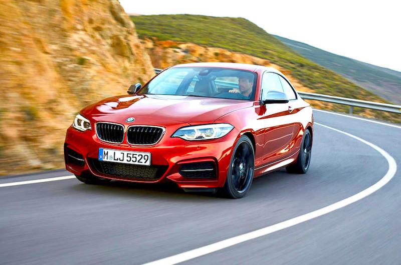 NEW - BMW 2 Series