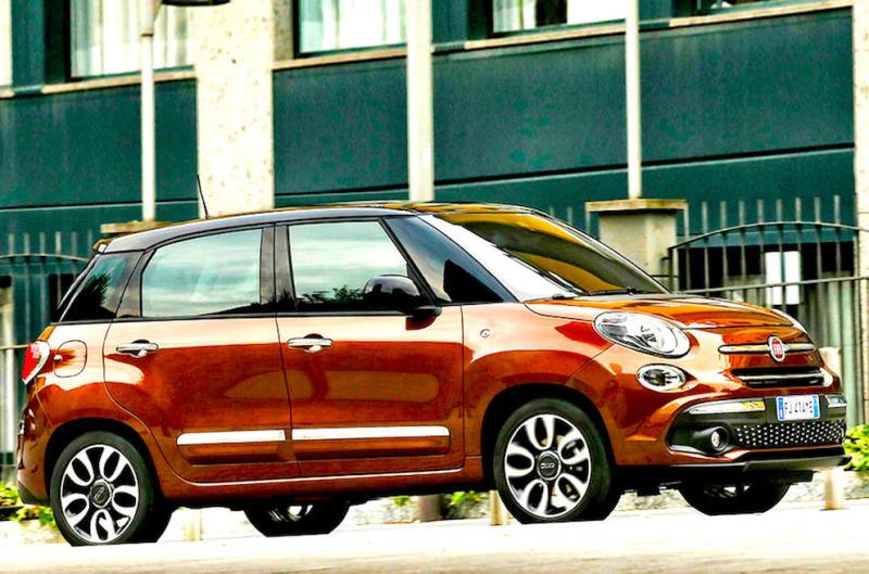 NEW – Fiat 500L
