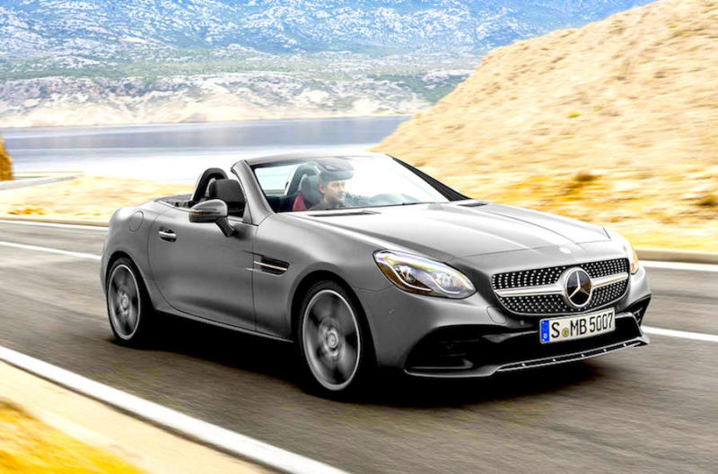 NEW – Mercedes Benz SLC 180