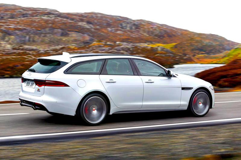 NEW - Jaguar XF Sportbrak