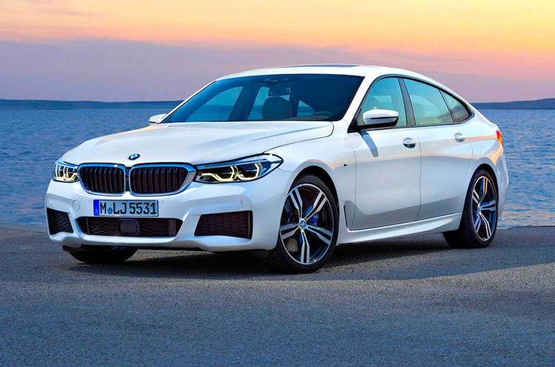 NEW – BMW 6 Series Gran Turismo