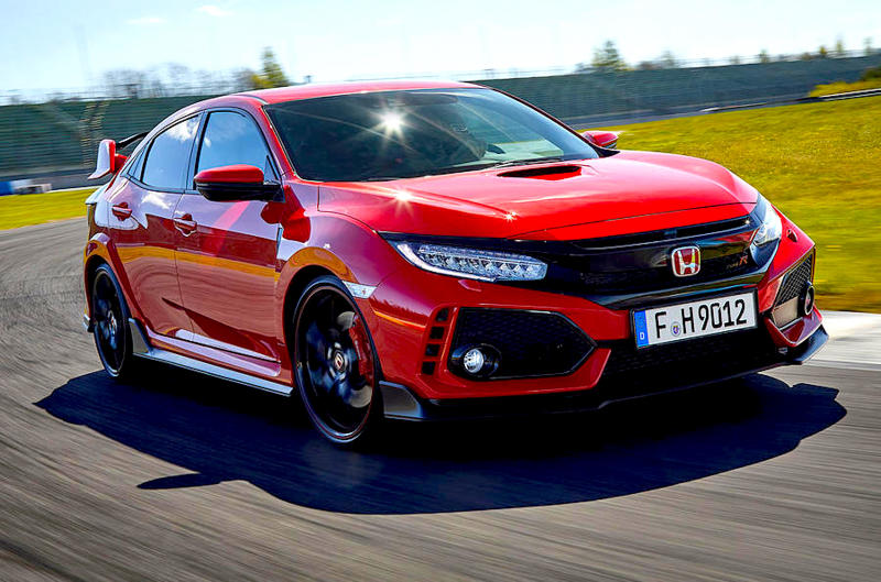RECORD - Honda Civic Type R