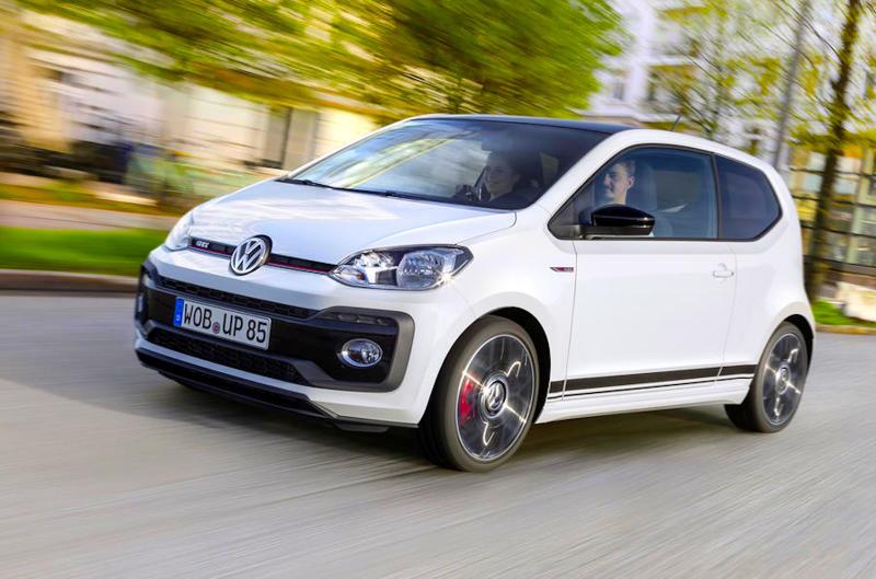 NEW – Volkswagen up! GTI