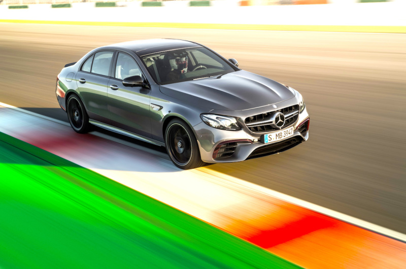 LAUNCHED – Mercedes-AMG E 63 S 4Matic