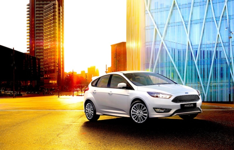 LAUNCHED - Ford Focus