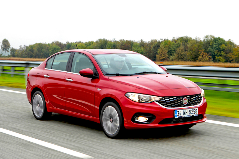LAUNCHED - Fiat Tipo