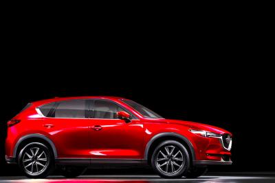 LAUNCH FEATURE – Mazda CX-5
