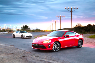 LAUNCH FEATURE - Toyota 86
