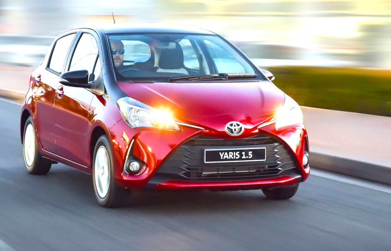 LAUNCH FEATURE – Toyota Yaris Pulse