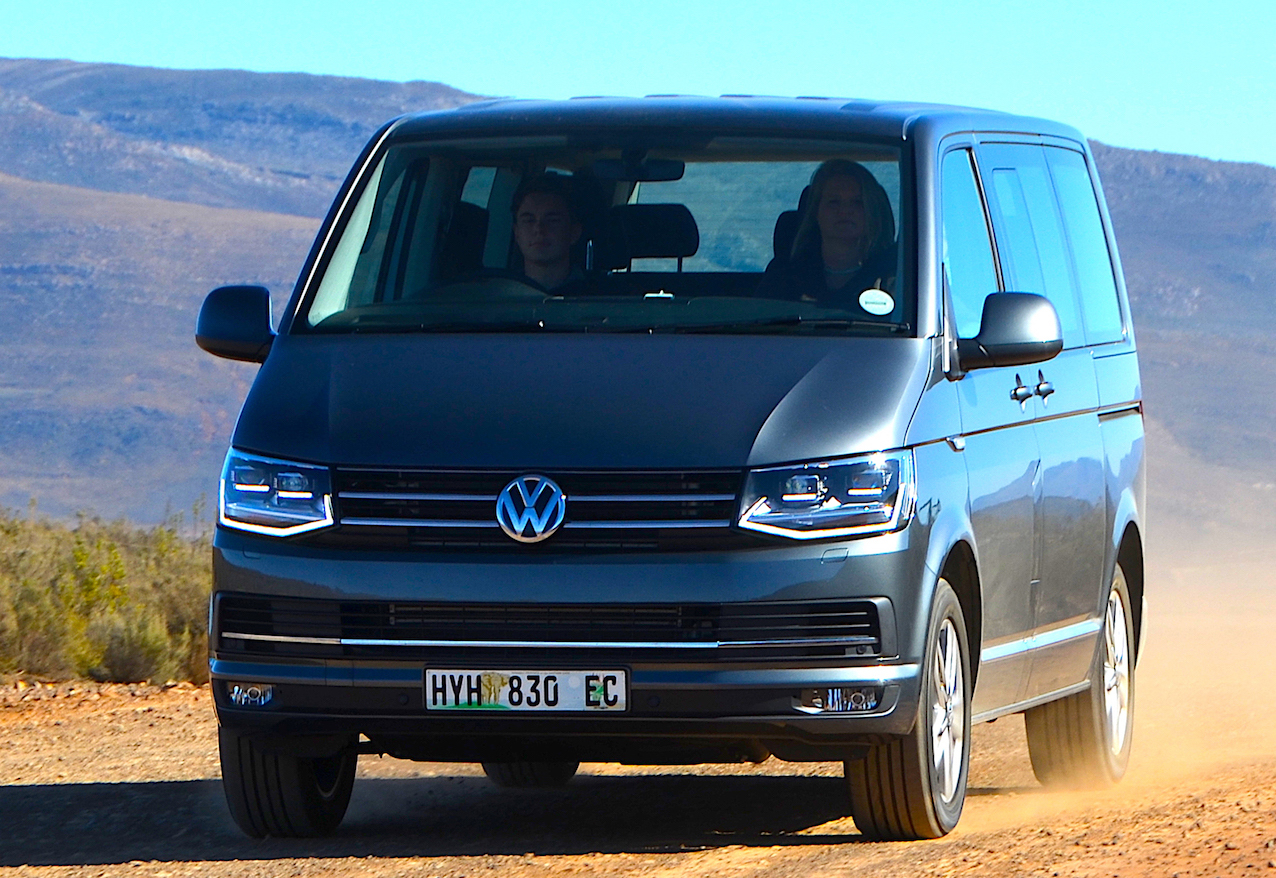 ADVENTURE – Volkswagen Kombi Road Tri