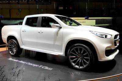 EXCLUSIVE – Mercedes-Benz X-Class bakkie