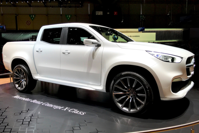 EXCLUSIVE – Mercedes-Benz X-Class bakkie