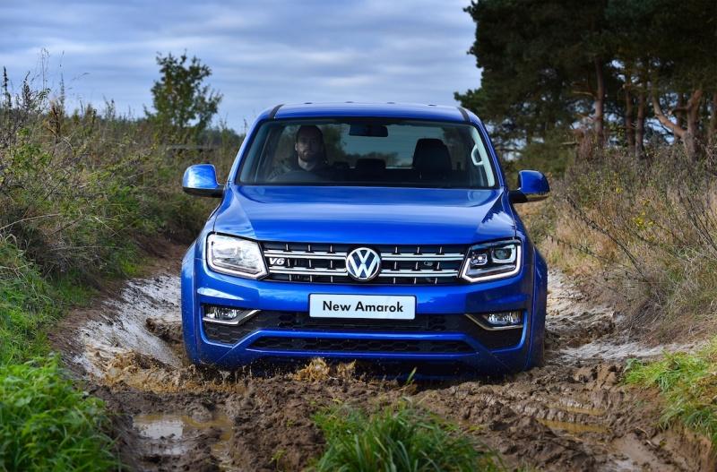 LAUNCH FEATURE – Volkswagen Amarok V6 3.0 TD