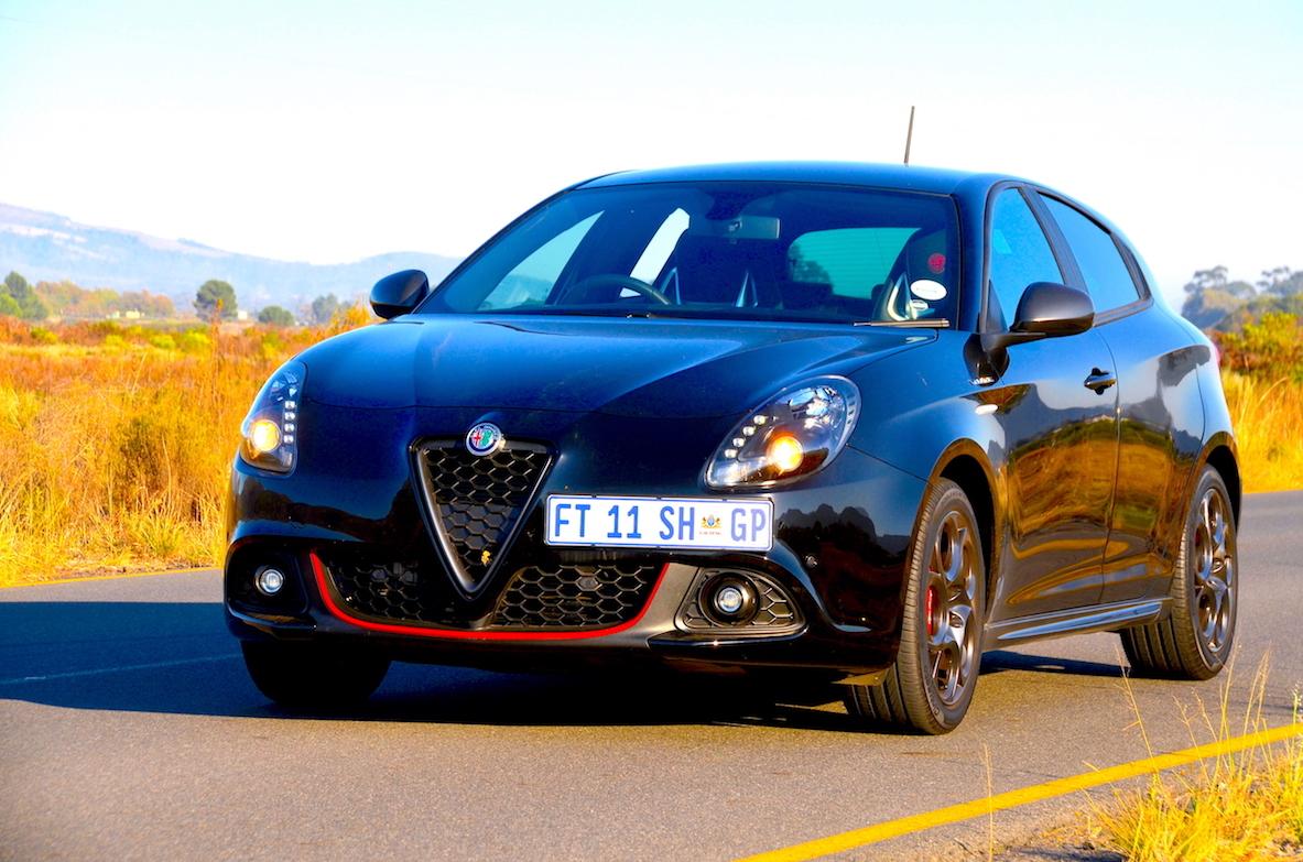 Alfa Romeo Giulietta 1750TBi Veloce. Image - Michele Lupini
