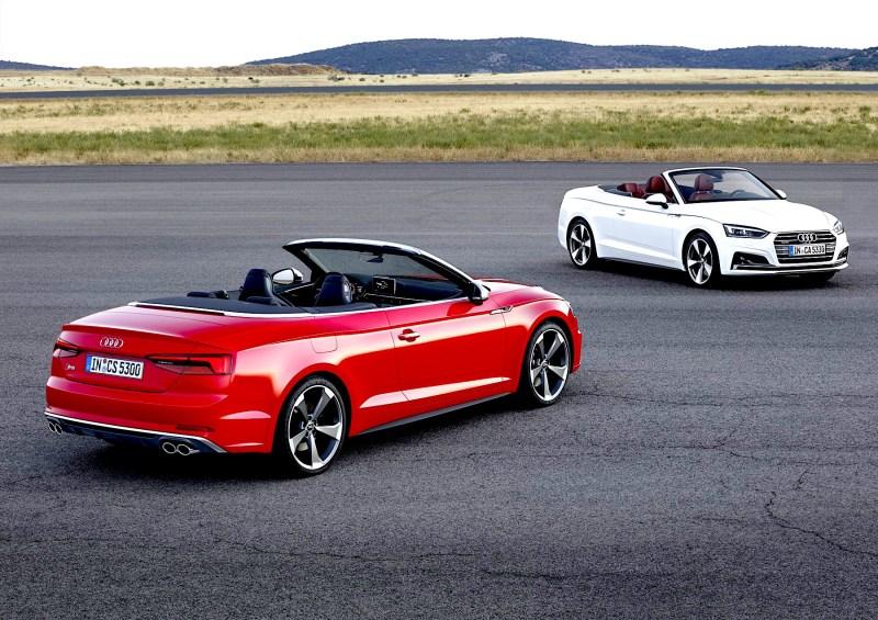 Audi A & S5