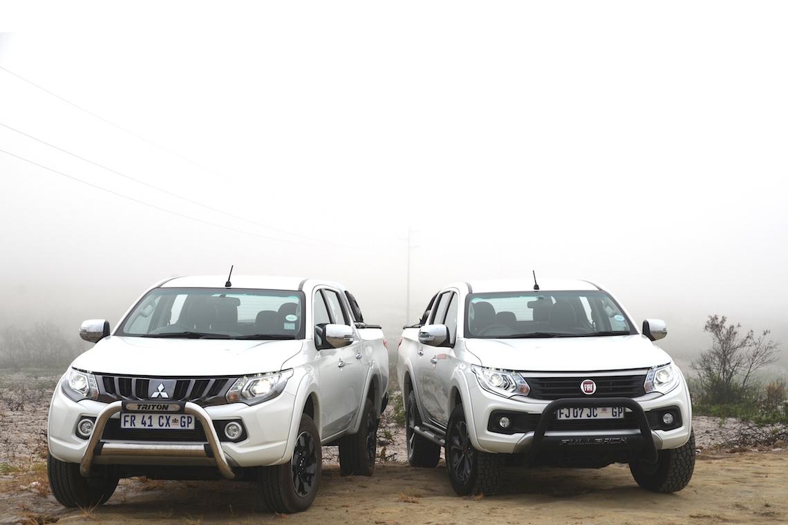 Fiat Fullback & Mitsubishi Triton