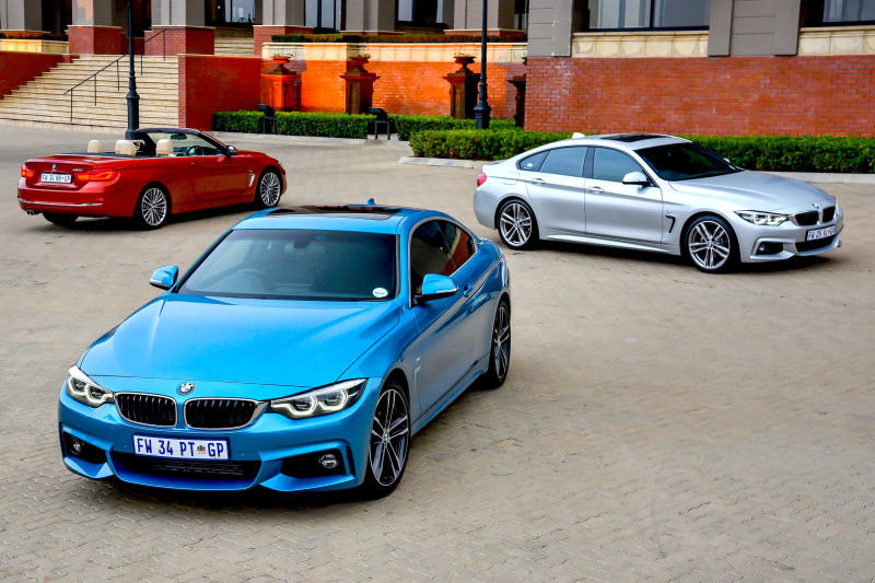 LAUNCHED - BMW 4 Series