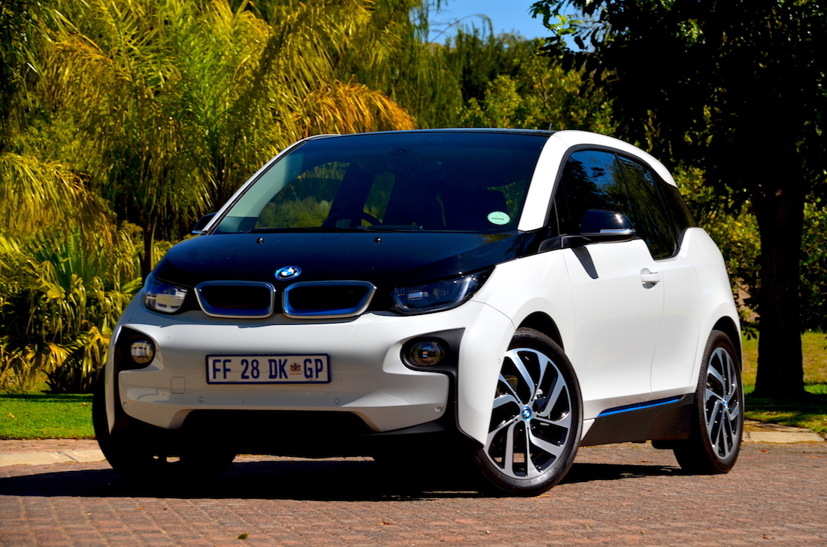 BMW i3 eDrive REx. Image – Giordano Lupini