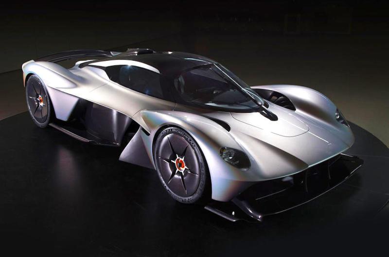 Aston Martin-Red BullValkyrie '95%'