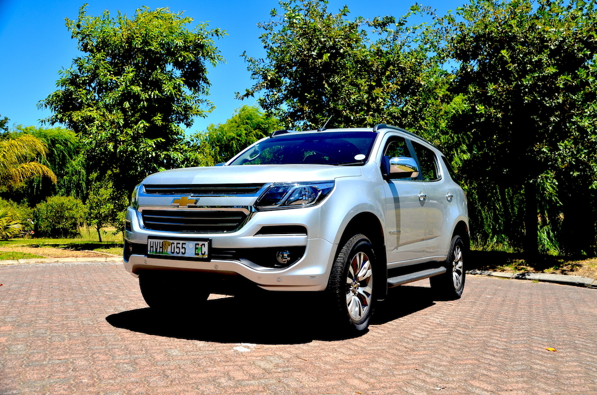Chevrolet Trailblazer 2.8D LTZ 4x4 AT. Image: Marcella Lupini